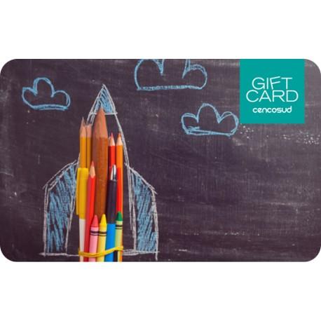 Giftcard Infantil