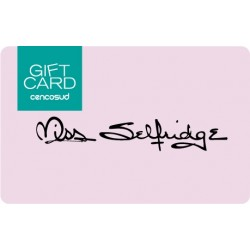 Gift Card Miss Selfridge