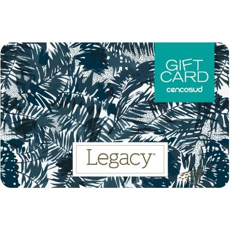 Gift Card Legacy
