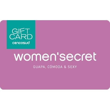 Gift Card Women'Secret