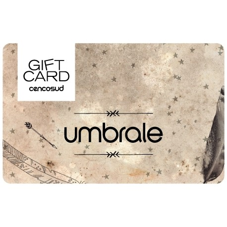 Gift Card Umbrale