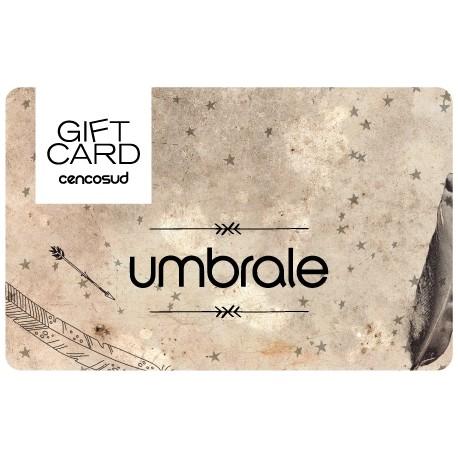 Gift Card Umbrale