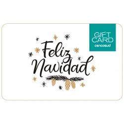 Gift Card Navidad Corona