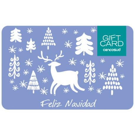 Gift Card Navidad