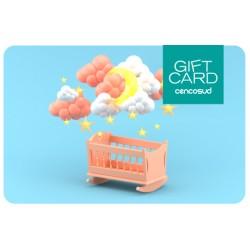 Gift Card Bebé 1