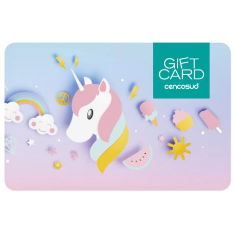 Gift Card Bebé 2