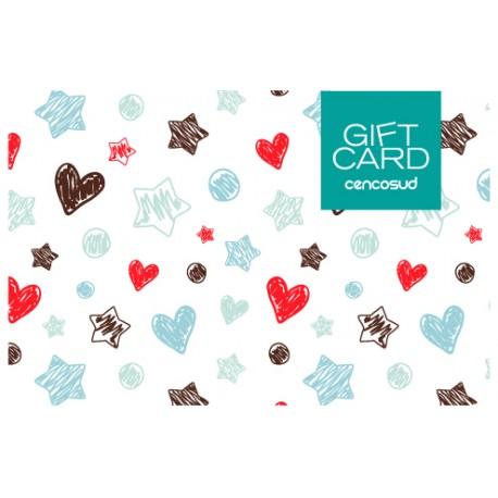 Gift Card Bebé 3