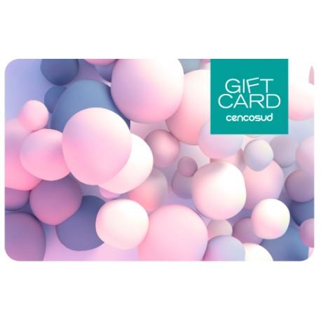 Gift Card Cumpleaños 1