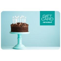 Gift Card Cumpleaños 2