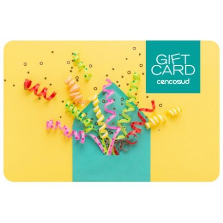 Gift Card Cumpleaños 3