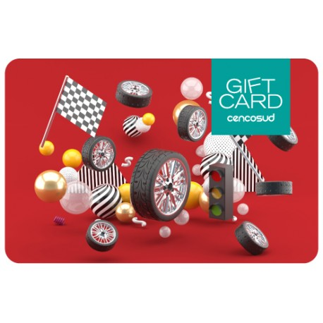 Gift Card Hombre 2