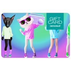 Gift Card Juvenil 2