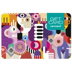 Gift Card Juvenil 3