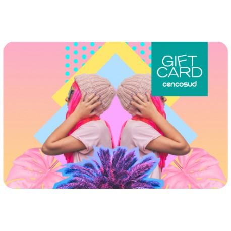 Gift Card Mujer 1