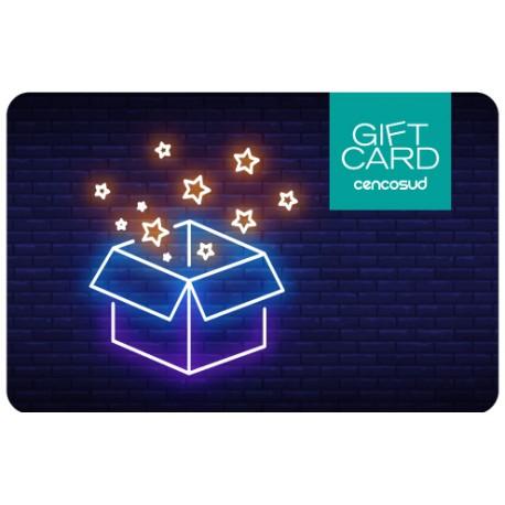 Gift Card Regalo 1