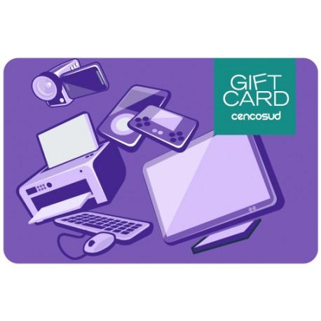 Gift Card Tecnología