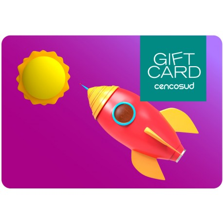 Gift Card Cohete