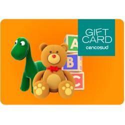 Gift Card Juguetes