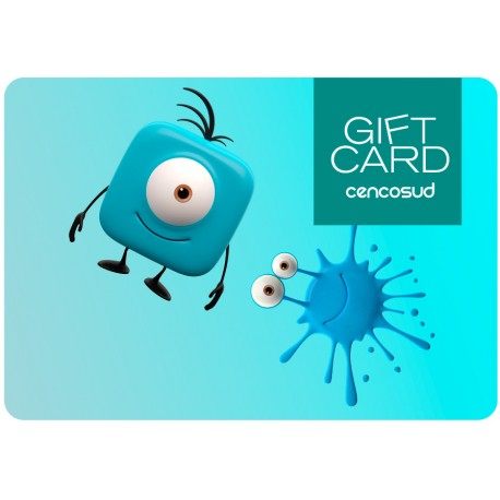 Gift Card Marcianos