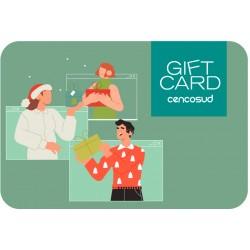 Gift Card Navidad 2