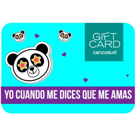 Gift Card Panda