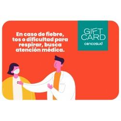 Gift Card Atención Médica Covid-19