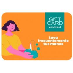 Gift Card Lava tus Manos Covid-19