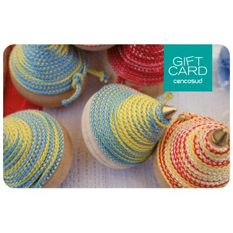 Gift Card Trompo